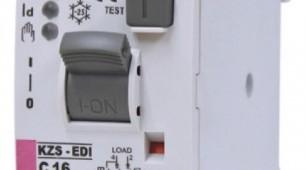 KZS EDI Interruttori Magnetotermici differenziali con dispositivo di segnalazione
