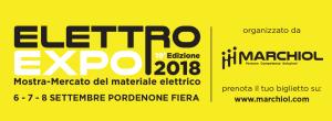 Elettroexpo 2018