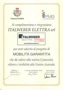 Premio per mobilità 2018